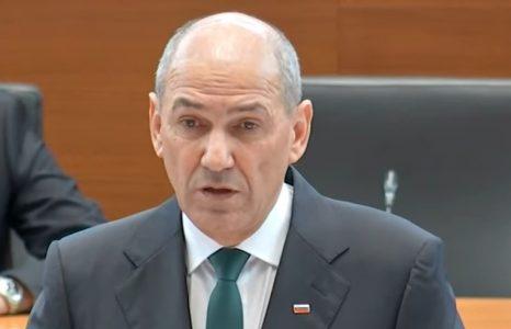 Korona se približila državnom vrhu Slovenije, zaražen saradnik premijera